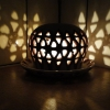 na objednávku - 250 Kč, světýlko s podšálkem na čajovou svíčku