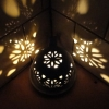 skladem - 250 Kč, světýlko s podšálkem na čajovou svíčku