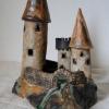 skladem - hrad na svíčky, 800 Kč